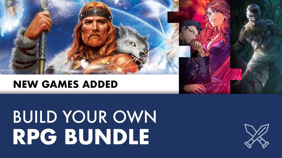 Build your own RPG Bundle z 33 grami do wyboru od 14,69 zł