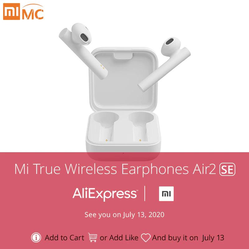 Xiaomi Air2 SE Słuchawki bezprzewodowe