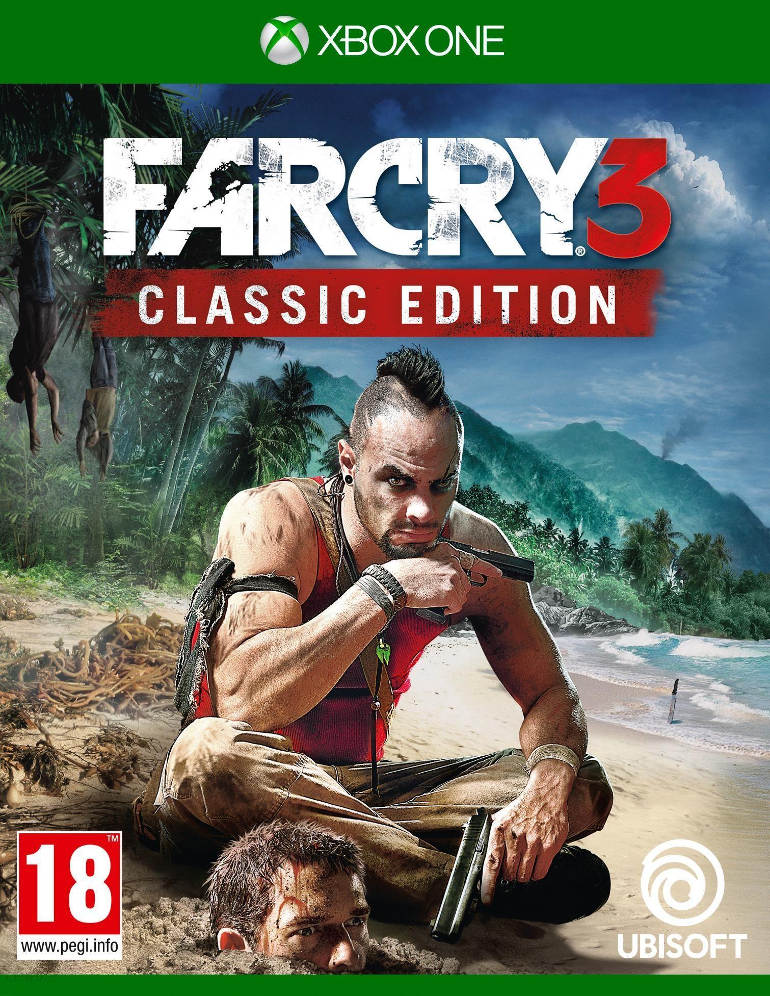 Far Cry 3 i wszystkie inne części w promocyjnych cenach na Xbox One