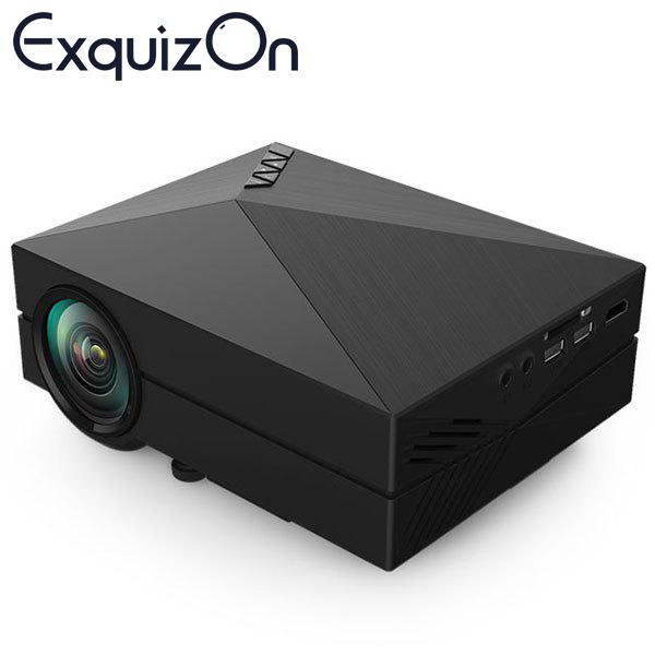 ExquizOn GM60 Mini projektor @ aliexpress.com