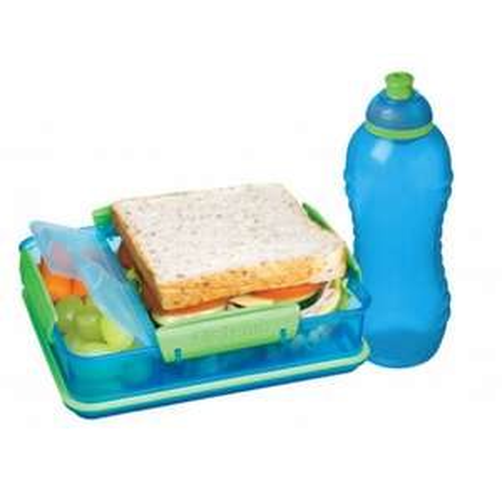 SISTEMA lunchbox + bidon @Tesco