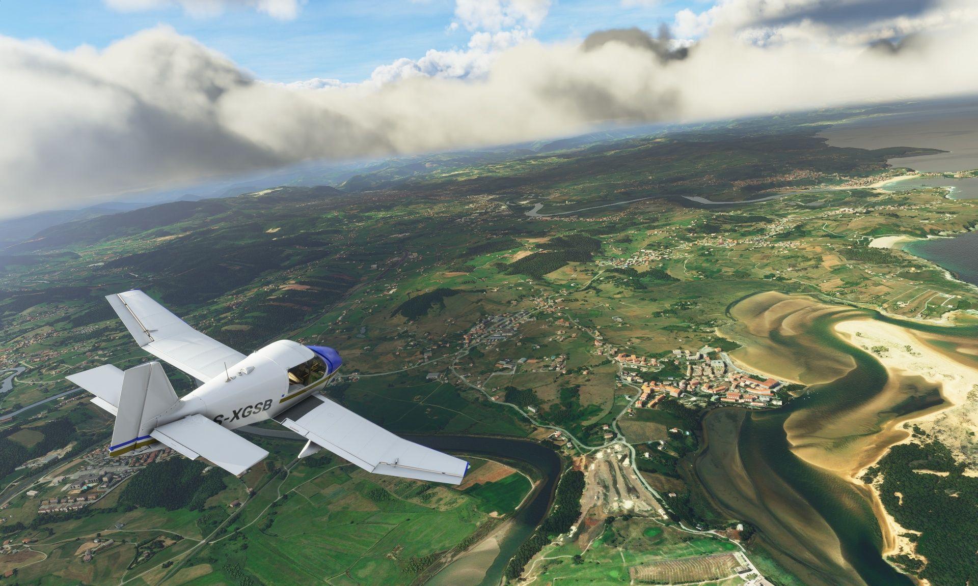 Microsoft Flight Simulator zadebiutuje już 18 sierpnia w Xbox Game Pass na PC