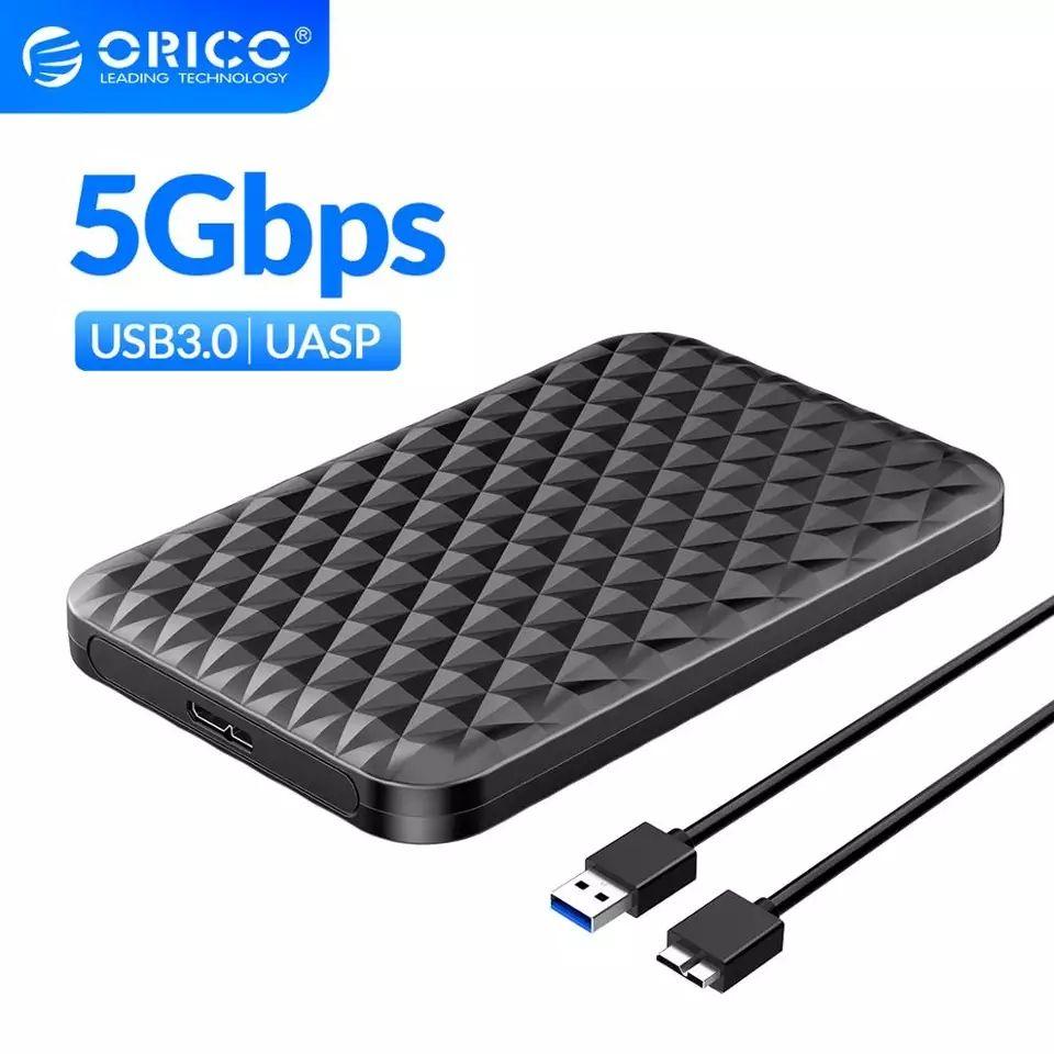 Orico obudowa dysku, obudowa na dysk HDD SSD SATA USB 3.0 z UASP 2.5'' 3.99$!