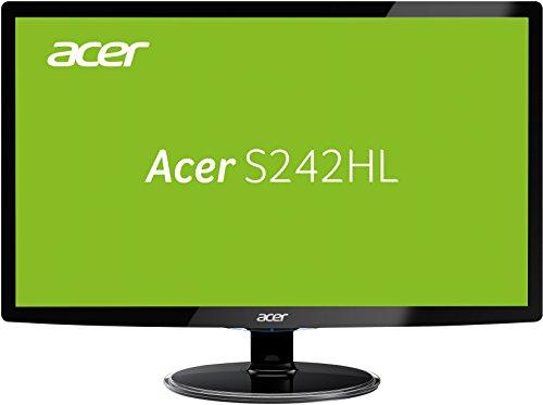 """Monitor Acer 24"""" (S242HL),  Full HD, czas reakcji 1ms za 495zł z dostawą @ Amazon.de"""