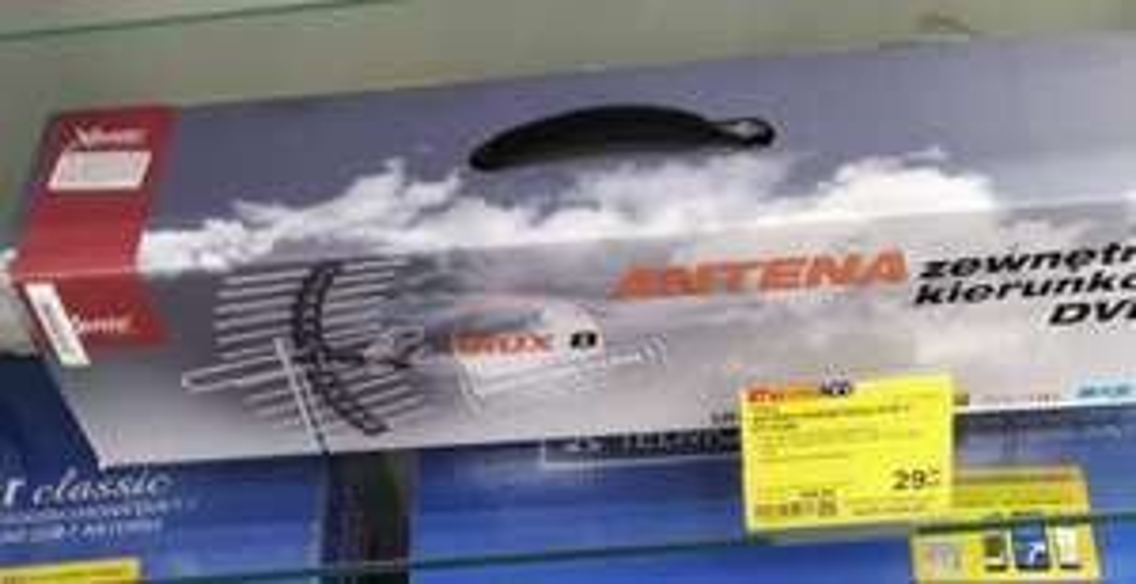 Antena Xenic DVB-T GT-970B @ RTV euro AGD