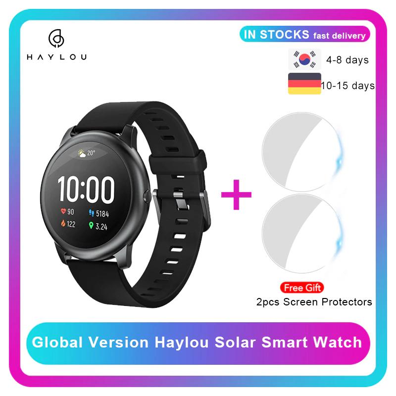 Haylou Solar Smart Watch LS05 - czytaj opis