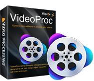 VideoProc 3.7 PC & MAC @SharewareOnSale