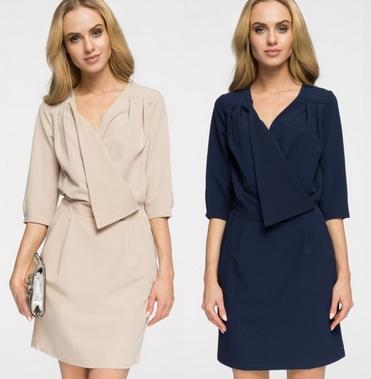 Proste, eleganckie sukienki do -60% w @Showroom - zestawienie - ceny do 89,90 zł