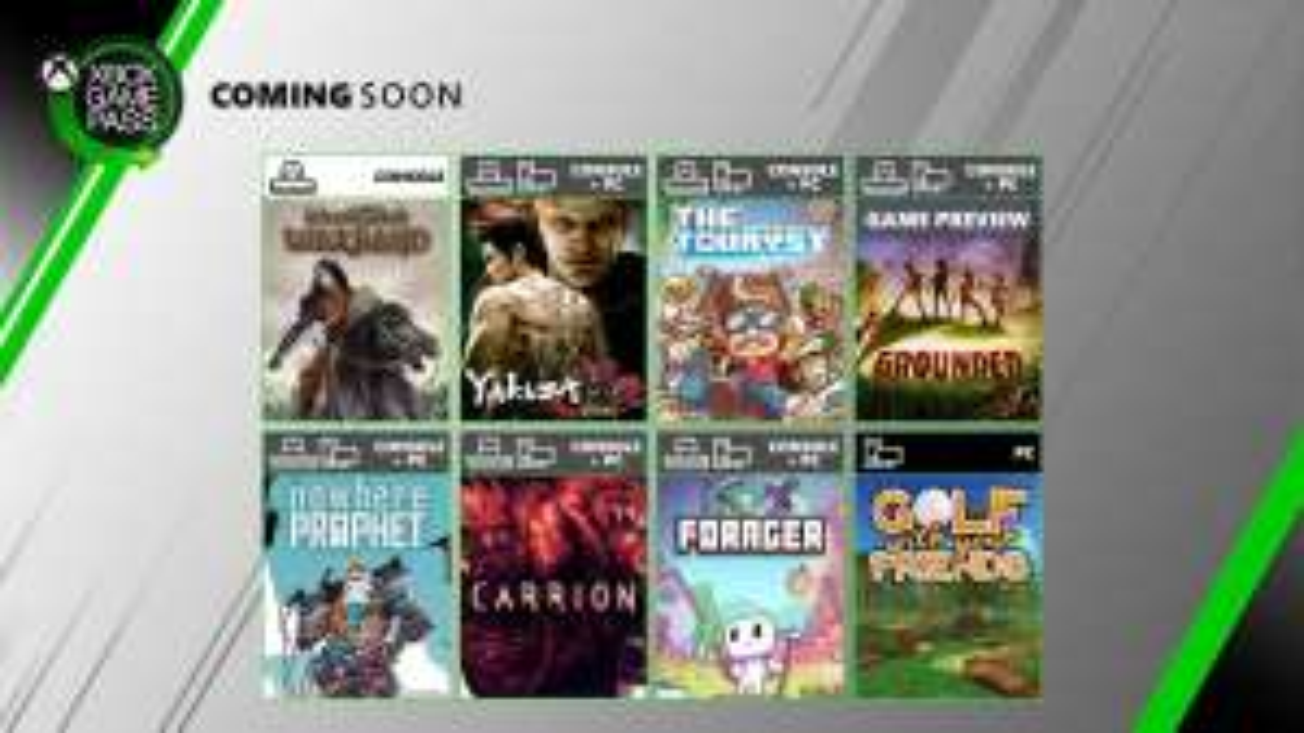 Xbox Game Pass, nowe gry, Lipiec