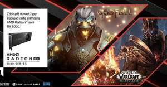 Godfall oraz World of Warcraft: Shadowlands