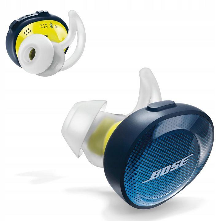 Słuchawki BOSE SoundSport, różne kolory