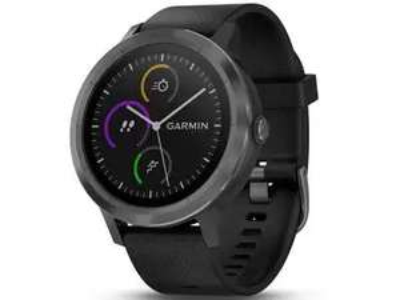 Garmin vivoactive 3 ciemnoszary smartwatch