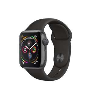 Apple Watch 5 40mm Space Gray/Gold