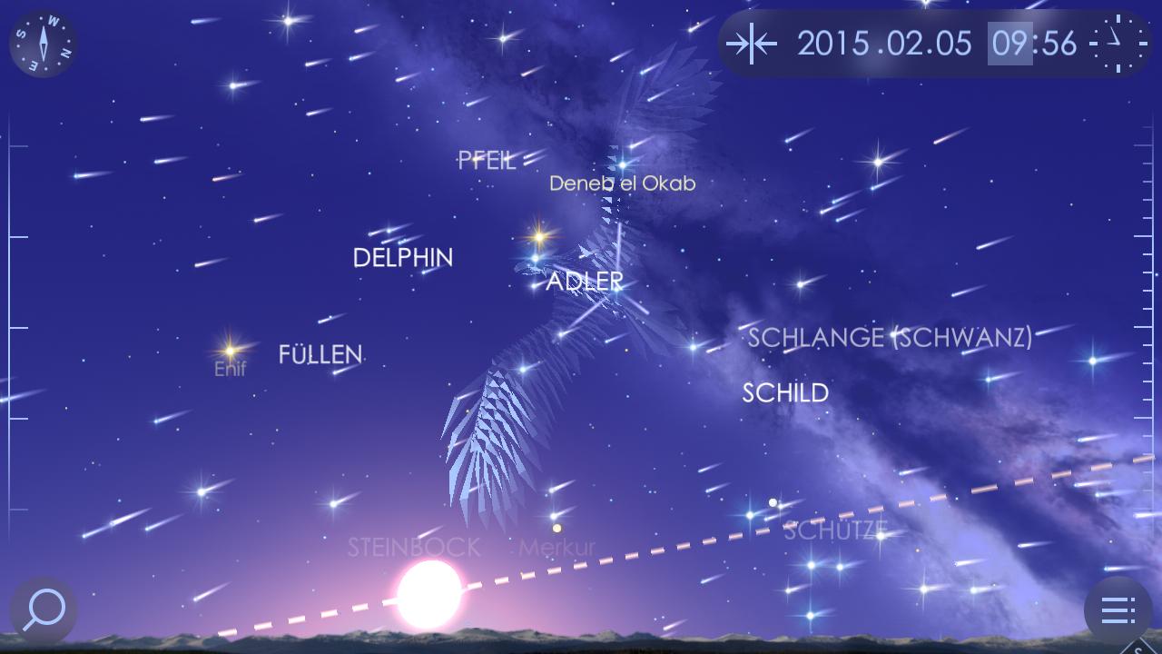 Star Walk 2 - Night Sky Guide na Androida @ Google Play