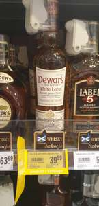 Dewars White Label (Stokrotka)