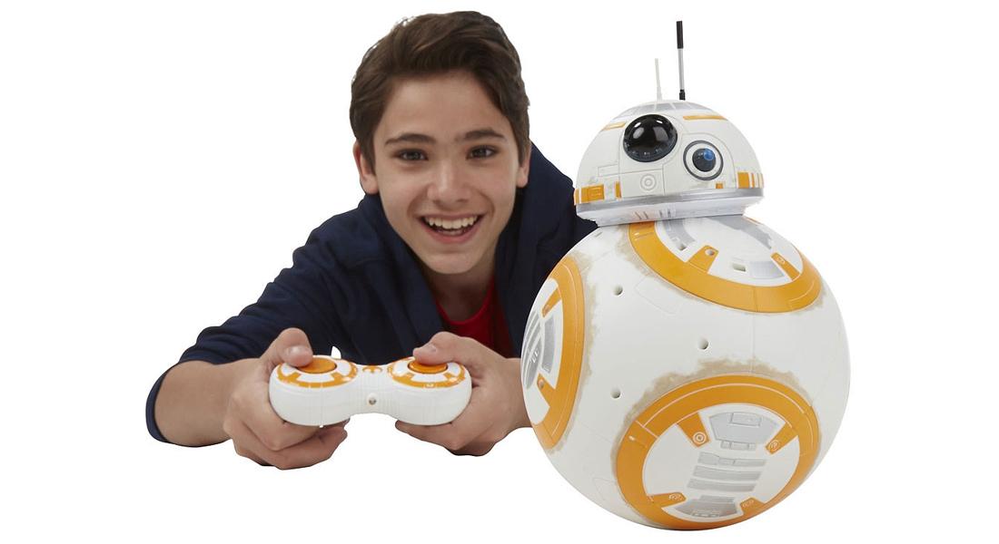 Zdalnie sterowany Droid BB8 (Hasbro) za 225zł @ Satysfakcja