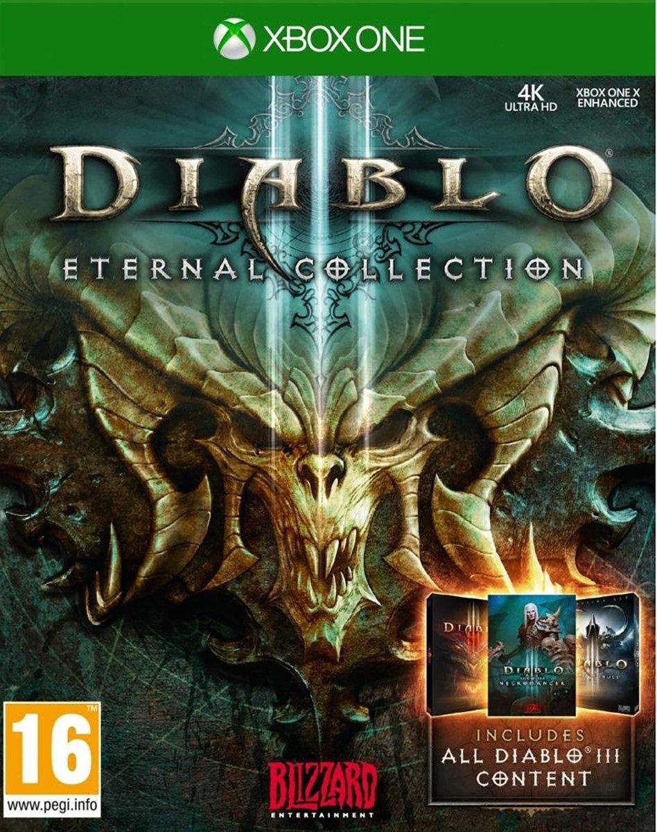 Diablo 3 Eternal Collection Xbox One VPN