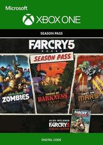 Far Cry 5 + Season Pass + Far Cry 3 (Xbox One) VPN