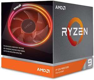 AMD Ryzen 9 3900X + Assassin's Creed Valhalla
