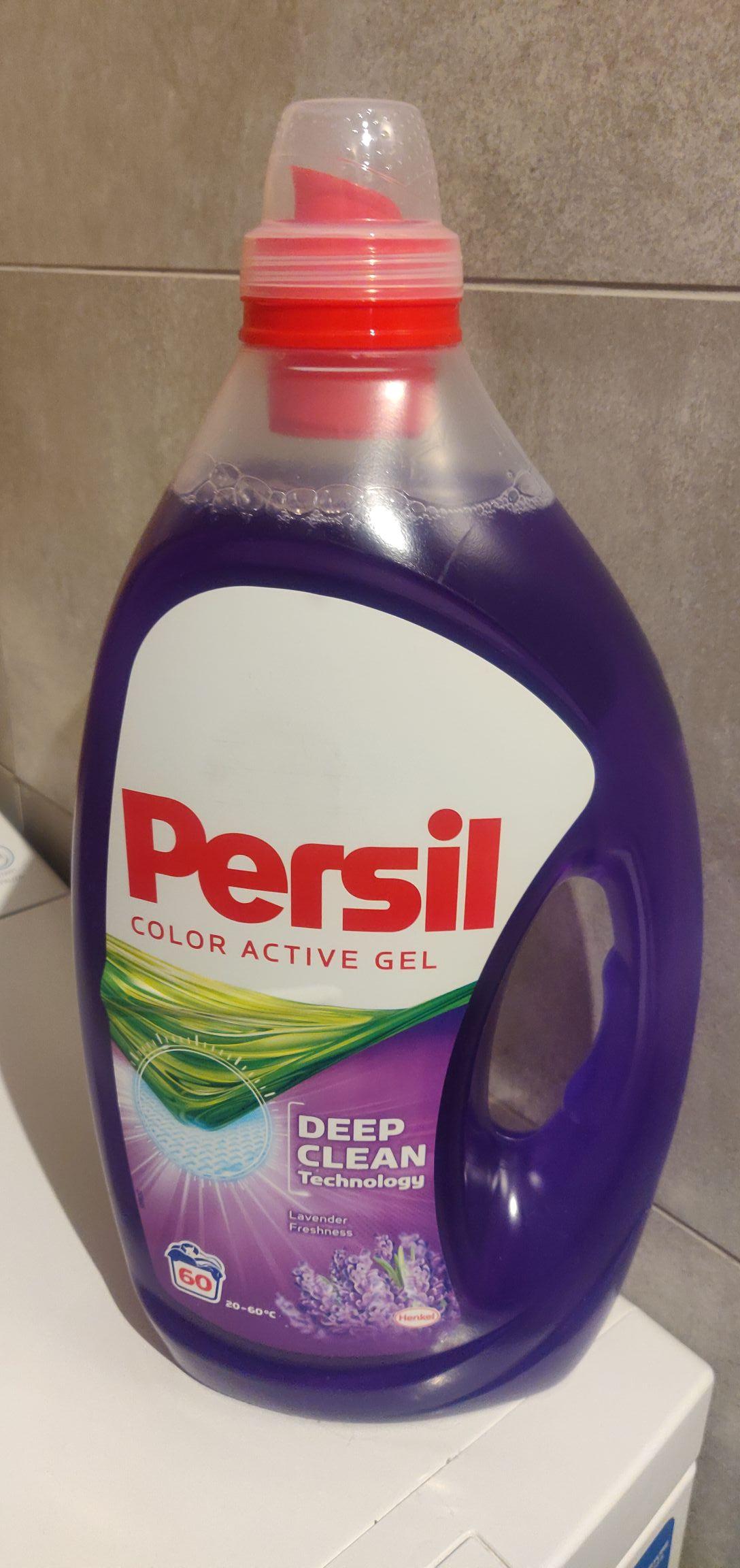 Persil color active gel 3l Selgros