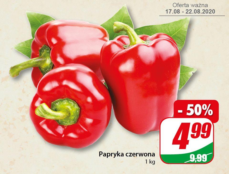 Papryka czerwona 1kg - DINO