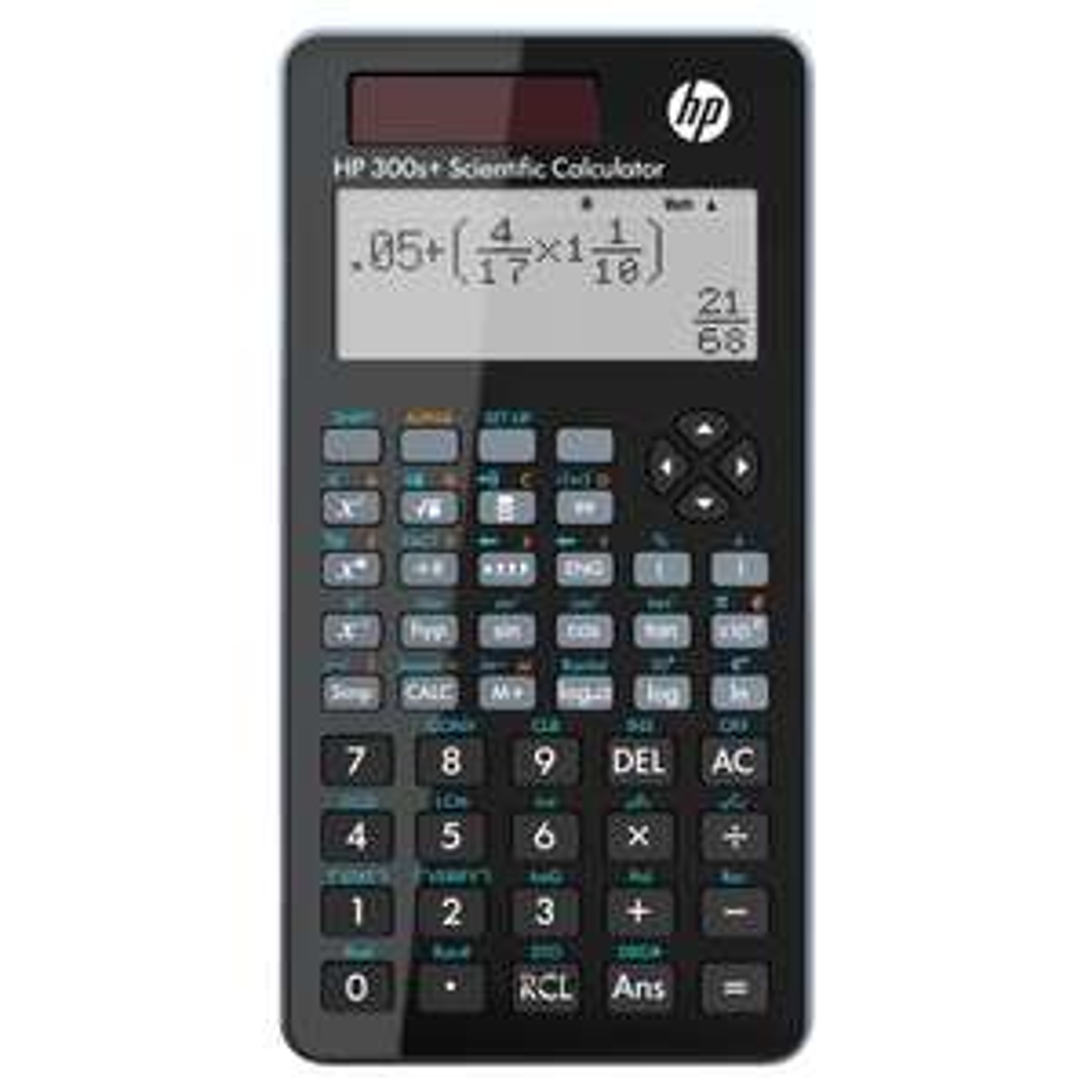 Kalkulator naukowy HP 300s+ (315 funkcji)