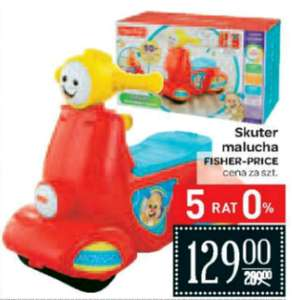Fisher Price Skuter malucha @Carrefour