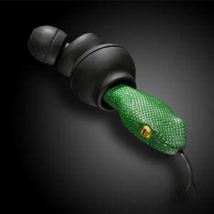 Słuchawki Quarkie Viper Head (zielone) za 49 zł @ zavvi