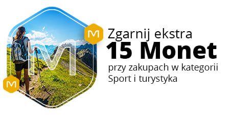 Allegro, +15 Monetprzy zakupie za min. 200 zł w kategoriach Sport i turystyka oraz Rowery i pojazdy dla dzieci