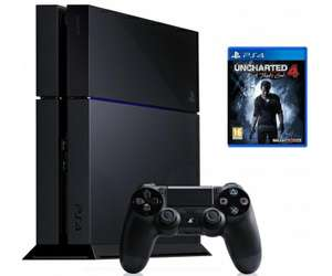 Sony PlayStation 4 1TB + Uncharted 4 @x kom