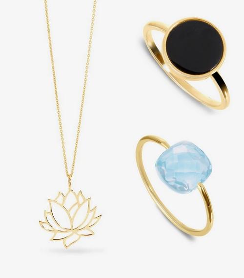 Biżuteria srebrna i złota - ostatnie sztuki w @ZalandoLounge