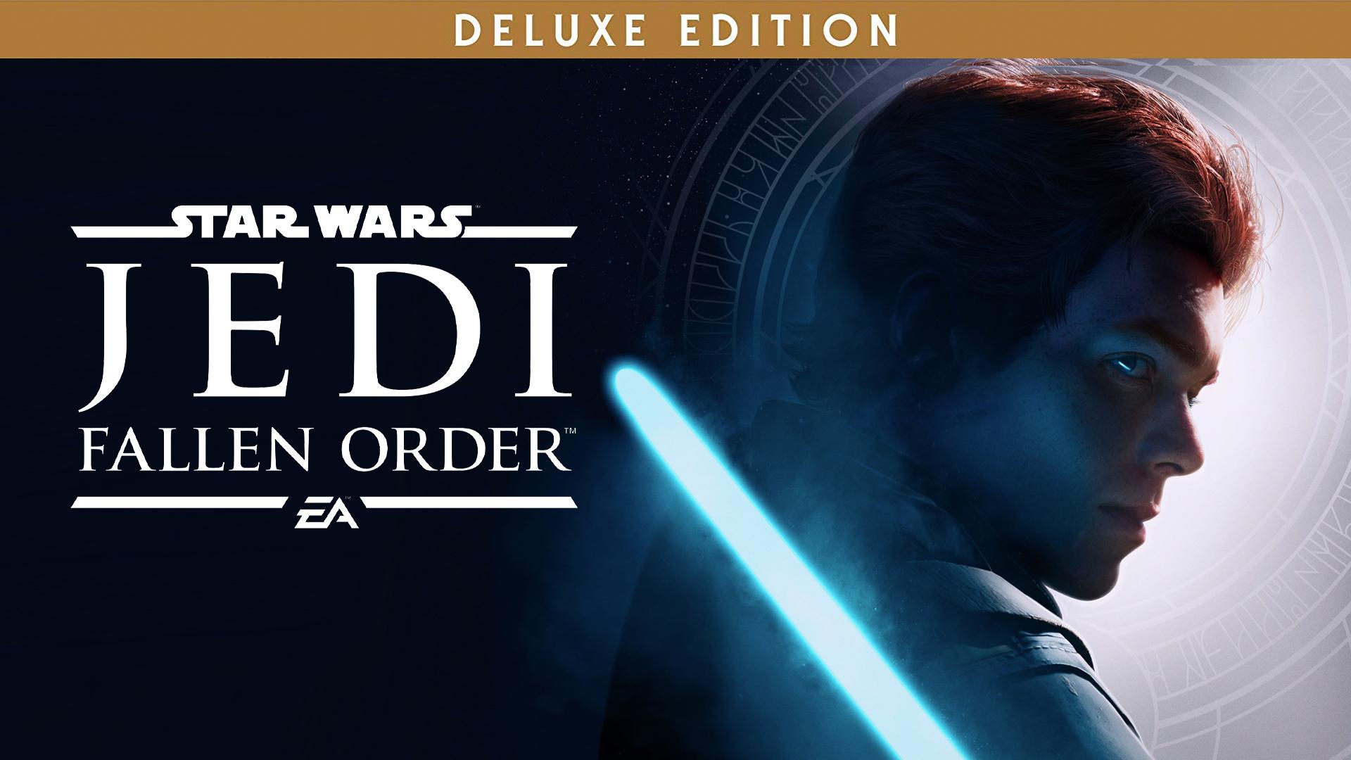 Star Wars Jedi: Fallen Order Deluxe Edition Xbox One VPN