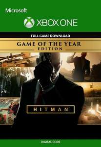HITMAN - Game of The Year Edition (Xbox One) VPN