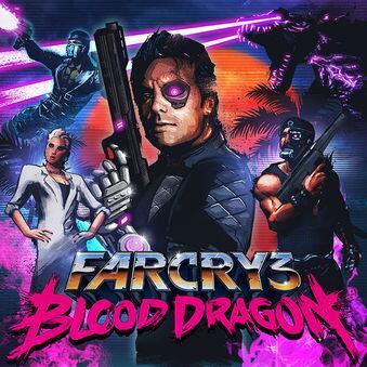 Far Cry 3 Blood Dragon za ok. 4zł w Kinguinie