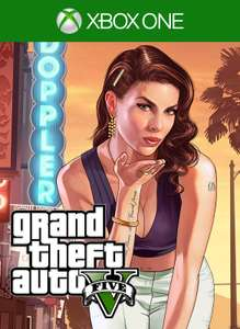 GRAND THEFT AUTO V | GTA 5 | XBOX One VPN 15,59 $