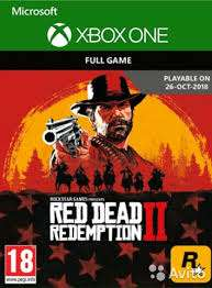 RED DEAD REDEMPTION 2 XBOX One VPN