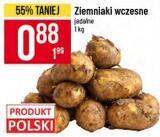 Ziemniaki wczesne 1 kg @Polomarket