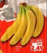Banany @Kaufland