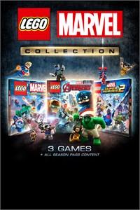 3 Gry z kolekcji Marvela -XBOX ONE