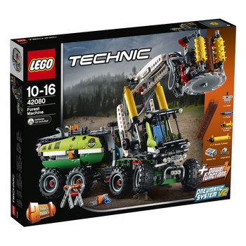 LEGO Technic, klocki Maszyna leśna, 42080