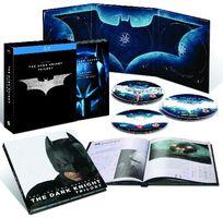 (AKTUALIZACJA) Batman: Mroczny Rycerz. Trylogia (limitowana edycja kolekcjonerska z albumem) na Blu-Ray za 57,99zł oraz DVD za 24,99zł !!! @ Empik