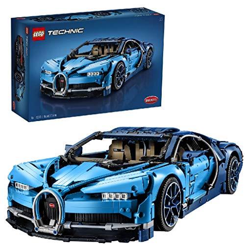 Bugatti Chiron Lego niemiecki Amazon