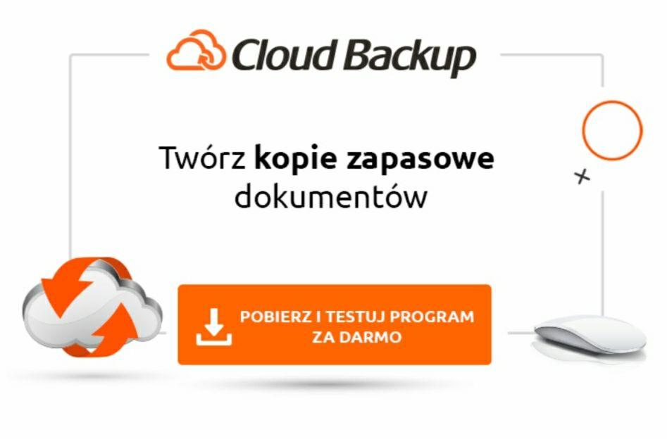 1TB szyfrowanego backupu w chmurze (cena za rok)
