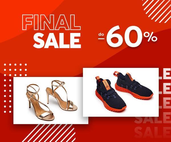 Final Sale do do 60% na Eobuwie.pl