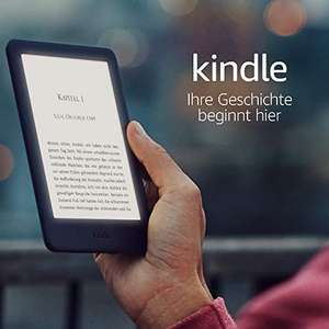 Czytnik Kindle 10 bez reklam z Amazon.de