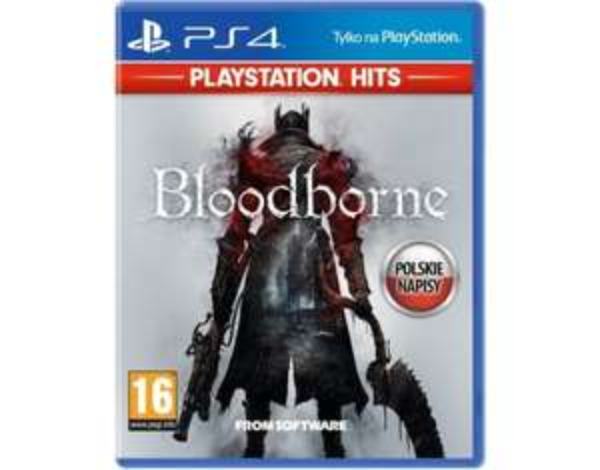 Bloodborne w dobrej cenie w Media Markt PS4