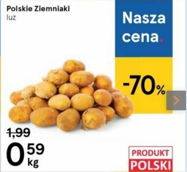Ziemniaki @Tesco