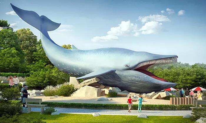 Ocean Park Władysławowo. Wejściówka dla 2 dorosłych + 1 ulgowy @Groupon