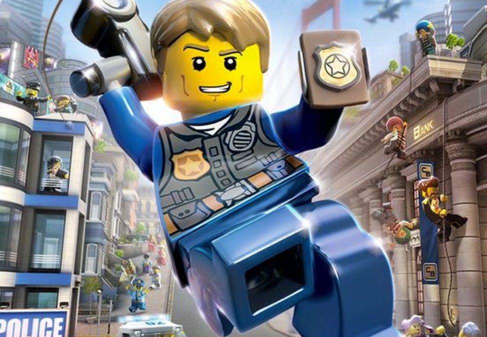 Gry z serii LEGO od 4,25 zł w Kinguinie