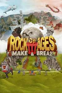 [PC] Rock of Ages 3: Make & Break Steam Key GLOBAL @Eneba